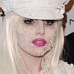 Lady Gaga Ornaments