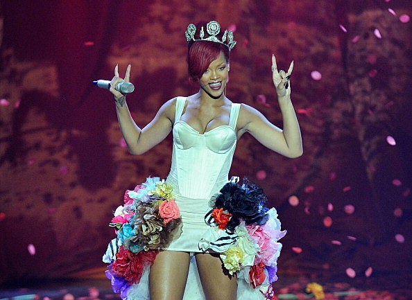 MTV Europe Music Awards 2010 - Show