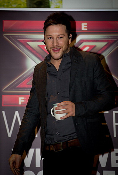 Matt Cardle Single Signing And Performance