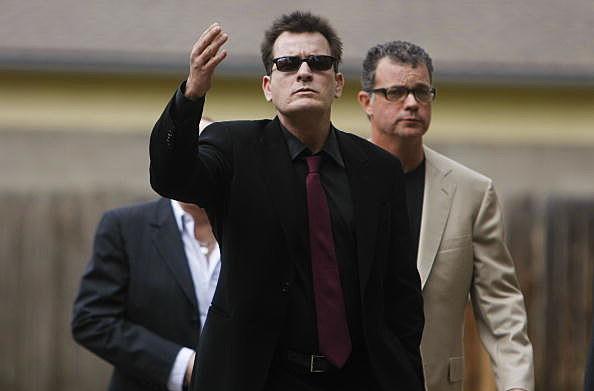 Charlie Sheen (aka Carlos Irwin Estevez) Disposition Hearing
