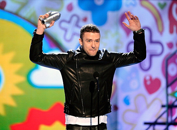Nickelodeon's 24th Annual Kids' Choice Awards - Show