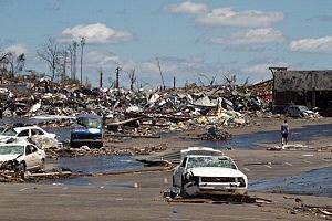 Tornadoes Rip Through Alabama