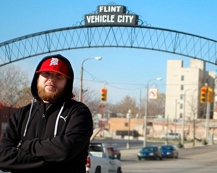 Ian Downtown Flint