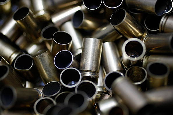 Increased Demand For Guns And Ammunition Leads To Nationwide Ammo Shortage