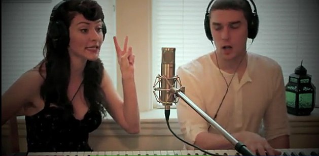 Karmin Covers Chris Brown 'Look at Me Now'