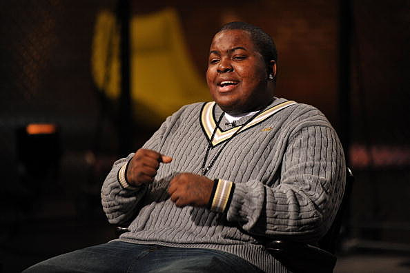 "Sean Kingston Visits fuse TV's ""The Pop Show"""