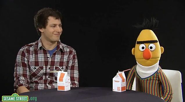 Conversations With Bert_ Andy Samberg, Part 1