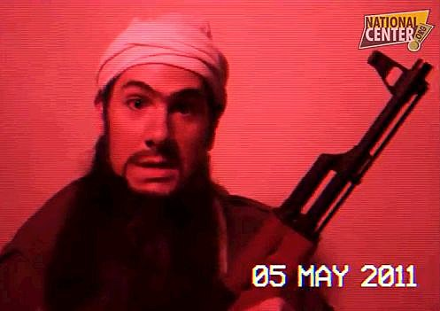 YouTube - OSAMA BIN LADEN LEAKED TAPE!