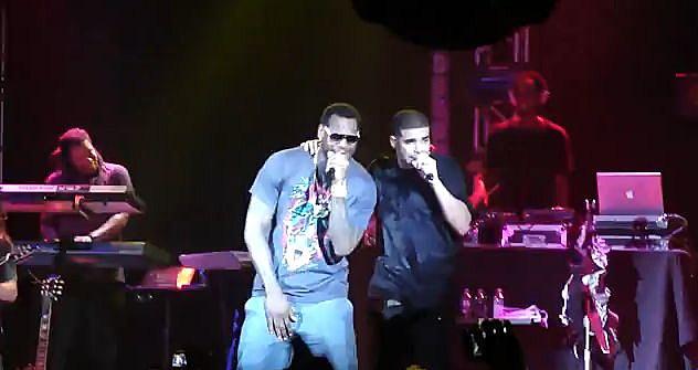 YouTube - Drake and Lebron James - Over