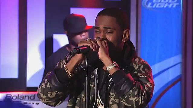YouTube - Big Sean Performs _My Last