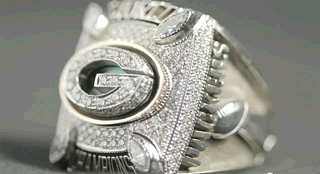 who makes the  super bowl rings