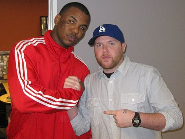 Ian and The Game at Club 93-7
