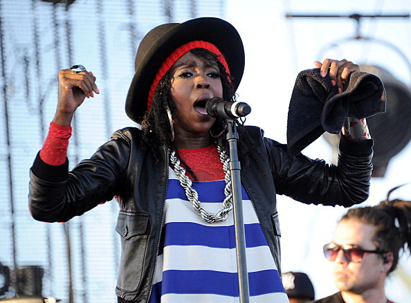 Coachella Valley Music & Arts Festival 2011 -Lauryn Hill