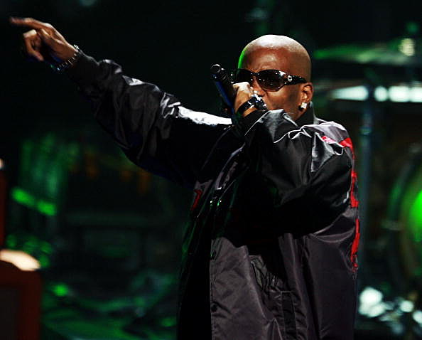DMX at the 2009 VH1 Hip Hop Honors