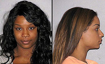 Della Hamby and Jessica Slaughter (Courtesy of West Hartford Police Department)