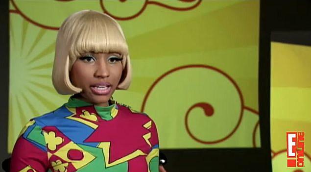 YouTube - E! Special_ Nicki Minaj