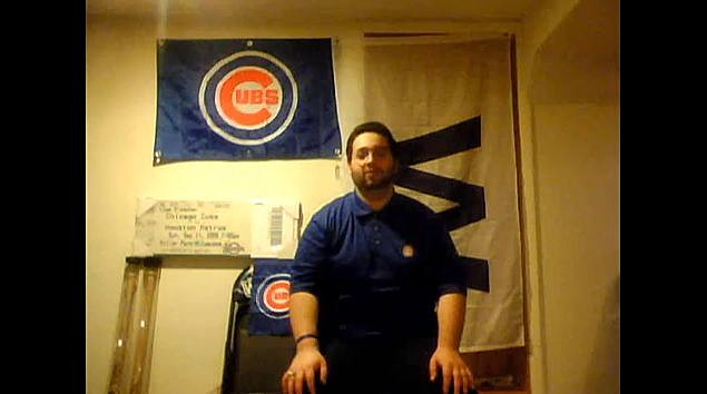 Qumar Zaman - Chicago Cubs PA Announcer Audition - YouTube