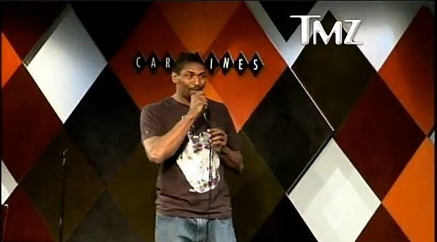 Ron Artest's Comedy Act - YouTube