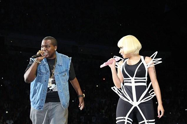 Sean Kingston and Nicki-Minaj