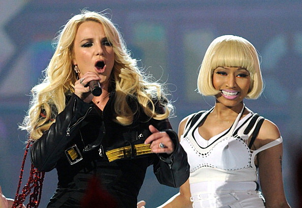 Britney And Nicki