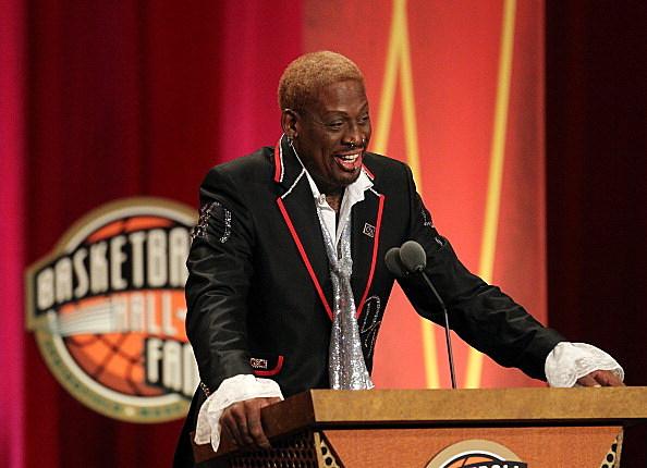 Basketball Hall of Fame Enshrinement Ceremony