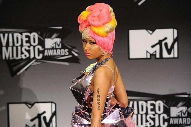 2011 MTV Video Music Awards - Press Room
