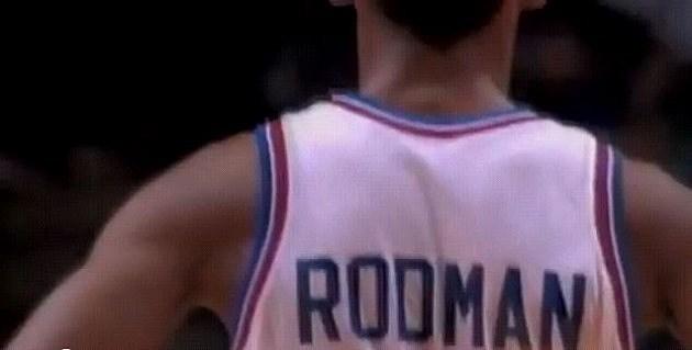 Dennis Rodman Jersey