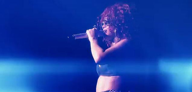Rihanna Cheers Video