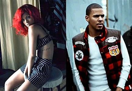 Rihanna & J Cole
