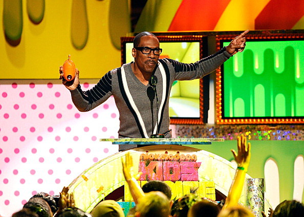Eddie MurphyNickelodeon's 24th Annual Kids' Choice Awards - Show