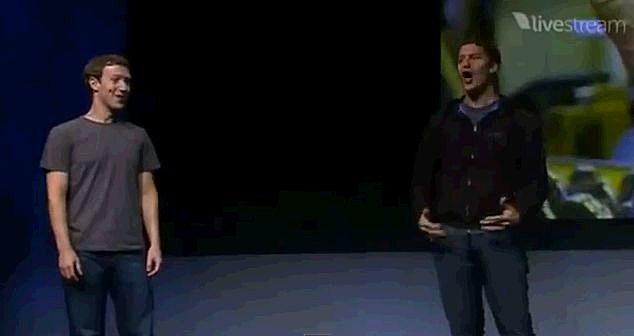 Mark Zuckerberg Update: Andy Samberg Is Mark Zuckerberg [Video]