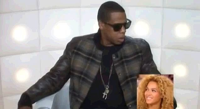 Beyonce and Jay Z LeGrand