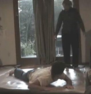 Breakdancing Kid