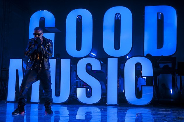 G.O.O.D. Music Featuring Kanye West, John Legend, Common, Kid Cudi + More