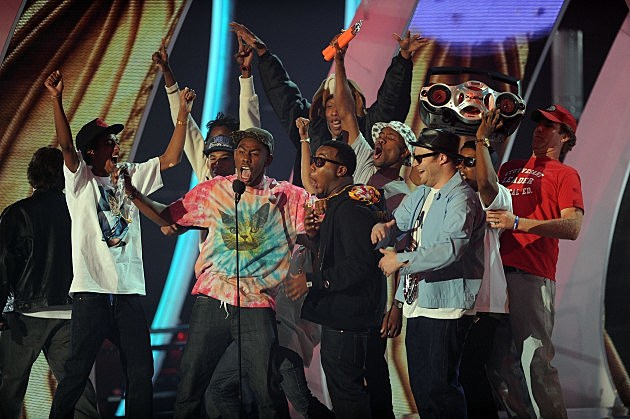 Odd Future 2011 MTV Video Music Awards - Show