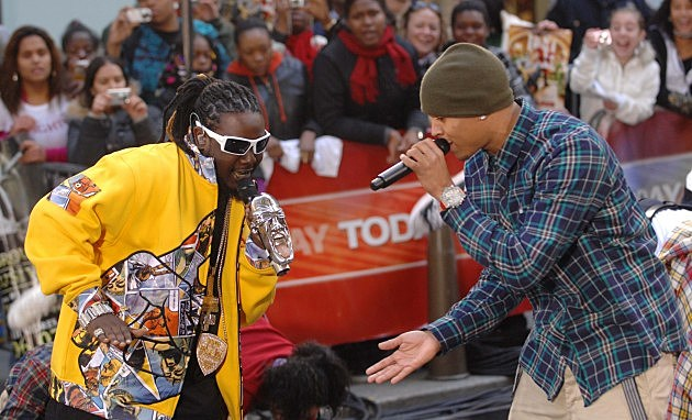 "Chris Brown Performs On NBC's ""Today"" Show"