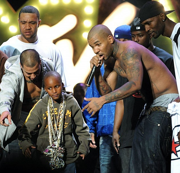 The Game Performs During Road To MAMA Concert Tour