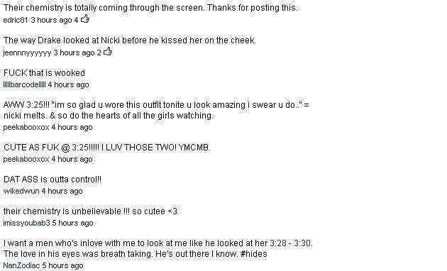 Drake and Nicki Youtube