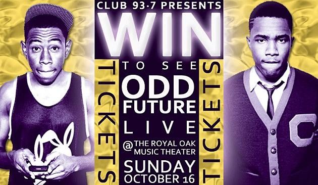 Odd Future Contest