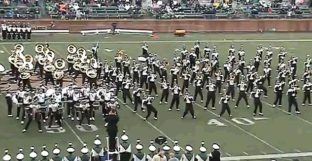 Ohio University Marching Band