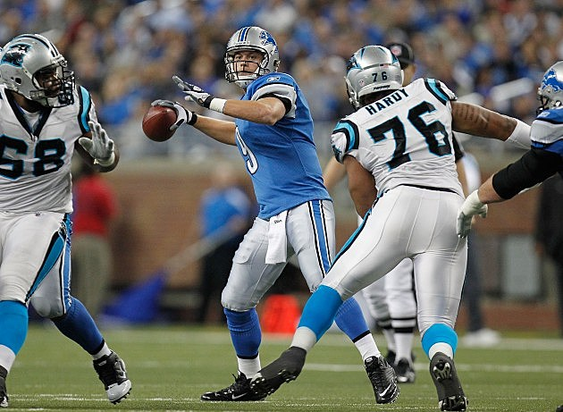 Carolina Panthers v Detroit Lions