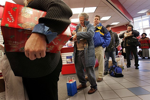 Post Office Deals With Busiest Mail Day