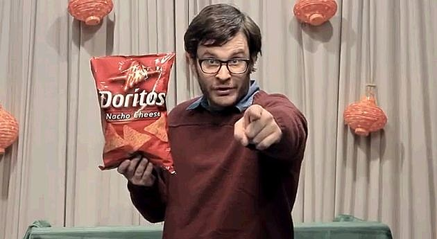Doritos commercial