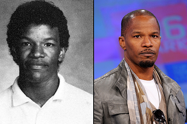 Jaime Foxx Yearbook