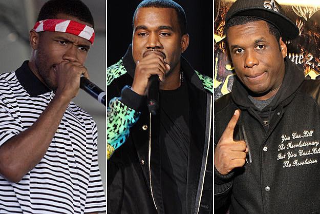 Kanye Good Music ppl