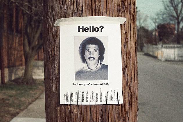 Lionel Hello