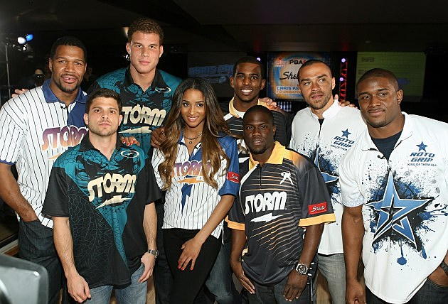 PBA Chris Paul Celebrity Invitational Bowling Tournament
