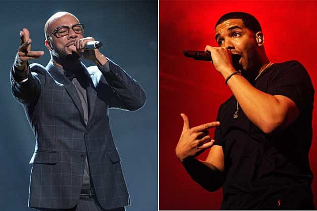 Common Disses Drake