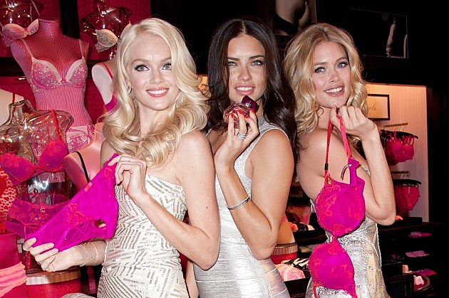 Victoria's Secret Angels Valentine's Day Event