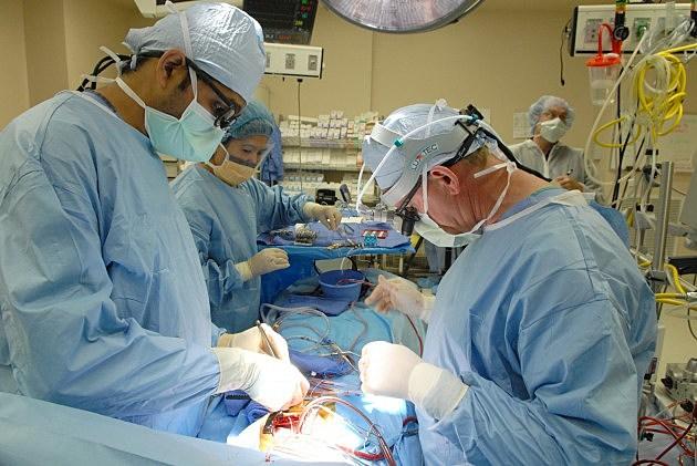 Open-heart Surgery